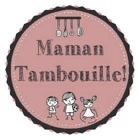 Bannière Maman Tambouille blog